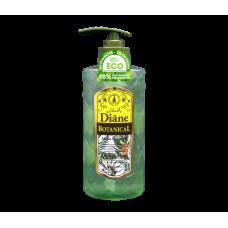 Moist Diane Botanical Moist Шампунь бессиликоновый бессульфатный Увлажнение 480 мл