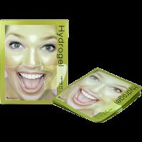 Гидрогелевая маска для лица BeauuGreen с фильтратом секреции улитки