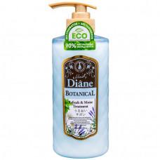 Moist Diane Botanical Refresh Бальзам-кондиционер Питание 480 мл