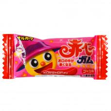 Резинка жевательная Marukawa  Red Gum Cola (Кола) Akabee, красная, 4.3г,