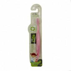 """""""Kids Safe"""" Зубная щетка детская с нано-серебряным покрытием №2 (от 4 до 6 лет)"""