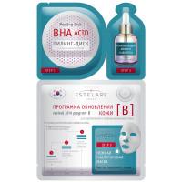 """Estelare Программа обновления кожи """"В"""" с BHA-кислотой для проблемной и комбинированной кожи"""