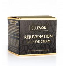 ELLEVON Омолаживающий крем для глаз с E.G.F. 50 мл