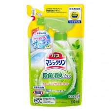 Спрей-пенка для туалета  Toilet Magic Clean  с ароматом лимона и мяты  330 мл (запасной блок)