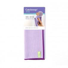 Салфетка для стеклаCATCHMOP32х36см, фиолетовый