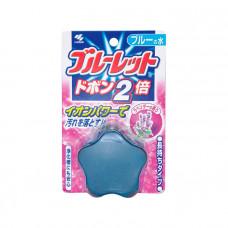 Bluelet Dobon W Таблетка для бачка унитаза с эффектом окрашивания воды «Bluelet – лаванда»