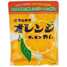 "Резинка жевательная Marukawa Orange ""Апельсин"", 47г"