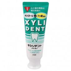 """""""Lion"""" """"Xyli Dent"""" Зубная паста с фтором для укрепления зубной эмали 120гр. ( в тубе)"""