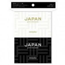 """""""NEPIA"""" """"JAPAN premium"""" Бумажные двухслойные носовые платки 10 шт./уп. (упаковка 6 шт.),"""