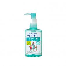 """""""Lion"""" """"KireiKirei"""" ополаскиватель для полости рта с антибактериальным эффектом и ментолово-яблочным вкусом, 200 мл.,"""