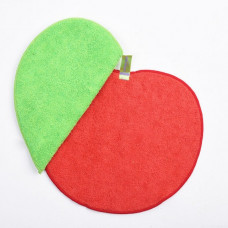 Моющая салфетка для фруктов и овощейCATCHMOP26,4х24,2 см, зеленый