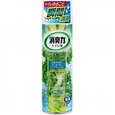 """""""ST"""" """"Shoushuuriki"""" Освежитель воздуха для туалета с ароматом яблочной мяты 330 мл."""