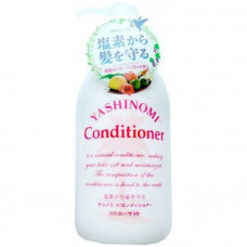 """""""SARAYA"""" """"Yashinomi"""" Кондиционер для волос с экстрактом из листьев винограда 600 мл."""
