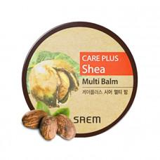 СМ CARE PLUS Крем-бальзам универсальный с маслом Ши CARE PLUS Shea Multi Balm 17гр