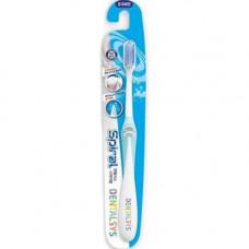 KeraSys Зубная щетка DENTALSYS Интенсивное очищение с эффектом зубной нити/средней жесткости/, шт.