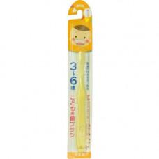 Зубная щетка для детей 3-6 лет