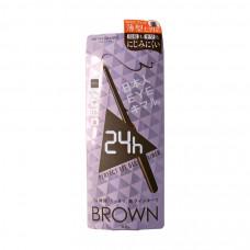 Водостойкая подводка-карандаш, коричневый