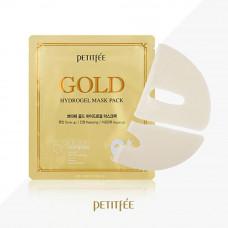 Гидрогелевая маска для лица с коллоидным золотом, 32г, PETITFEE