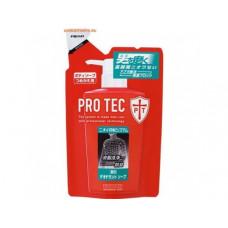 """Мужское дезодорирующие жидкое мыло для тела с ментолом Lion""""PRO TEC 330мл"""