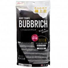"""""""Bubbrich""""Мочалка для тела с высоким пенообразованием сверхжесткая, 28 х 100 см."""