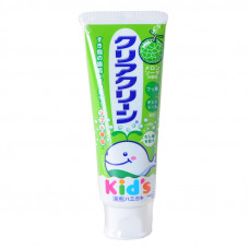 """""""Clear Clean"""" Детская зубная паста с мягкими микрогранулами для деликатной чистки зубов, дыня, 70 г."""