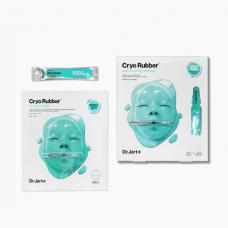 Cryo Rubber Mask #Soothing Allantoin (1PCS) [Dr. Jart]