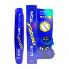 JIGOTT CAT`S EYE POWER CURLING MASCARA [Jigott]
