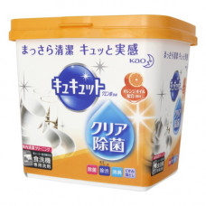 """KAO Порошок для посудомоечных машин с лимонной кислотой и ароматом апельсина """"CuCute"""" 680 г"""