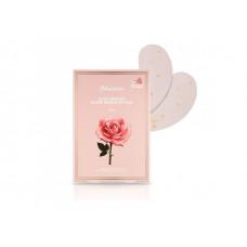 JM SOLUTION GLOW LUMINOUS FLOWER FIRMING MASK Rose Маска с экстрактом дамасской розы 30мл