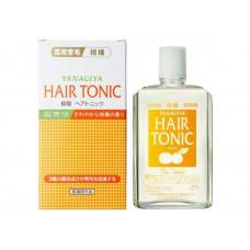 """""""Yanagiya"""" """"Hair Tonic"""" Тоник против выпадения волос (ментол и цитрус) 240мл"""