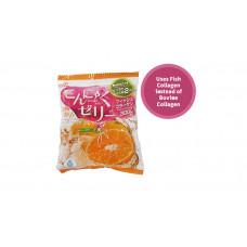 "Желе ""Yukiguni Aguri"" порционное Конняку со вкусом мандарина (6шт х18г), 108г"
