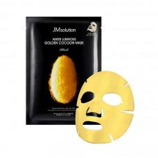 Маска JM SOLUTION WATER LUMINOUS GOLDEN COCOON MASK Black