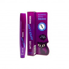 JIGOTT CAT`S EYE SUPER LASH MASCARA [Jigott]