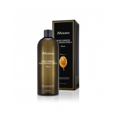 JM SOLUTION HONEY LUMINOUS ROYAL PROPOLIS TONER XL Тонер для лица с экстрактом прополиса 600 МЛ