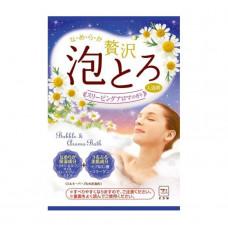 """Ароматическая пенящееся соль для ванны «Травы» """"Babble & Aroma Bath"""" (1 пакет 30 гр)"""