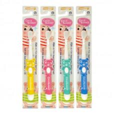 Kids Toothbrush Зубная щетка cо сверхтонкой двойной щетиной для детей 3-8 лет