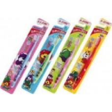 LION Thailand Kodomo щётка зубная для детей от 0,5 до 3 лет