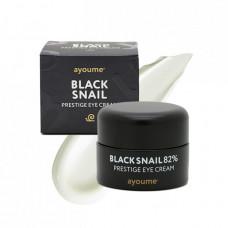 Black Smail Repair Eye Cream /Крем для ухода за кожей вокруг глаз с муцином Черной улитки (35)