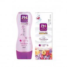 """JRS Нежный гель для интимной гигиены  """"pH Care"""" с пантенолом и растительными экстрактами (с экстрактом ромашки и ароматом весенних цветов) 150мл"""