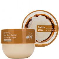 ФМС Многофункциональный крем с маслом ши FarmStay Real Shea Butter All-In-One Cream 300 мл