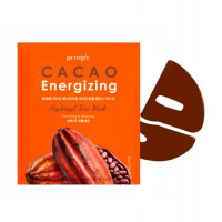 Разглаживающая гидрогелевая маска для лица с экстрактом какао, 32г, PETITFEE