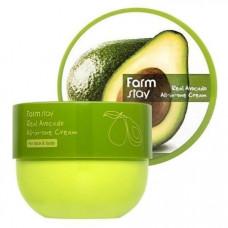 Антивозрастной крем с экстрактом авокадо FarmStay Real Avocado All-In-One Cream 300мл
