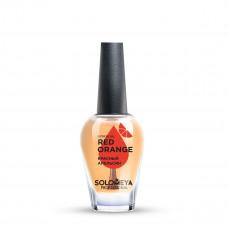 "Solomeya Масло для кутикулы и ногтей с витаминами «Красный апельсин» 9 мл / Cuticle Oil ""Red Оrange"", 9 ml"