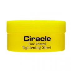 СР Blackhead Маска-патч Ciracle Pore Control Tightening Sheet 40шт(50мл)