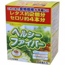"""""""Yuwa"""" Концентрат для приготовления безалкогольных напитков """"Здоровые волокна"""" (5гр.*34шт.)"""