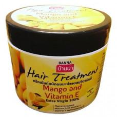 "Banna ""Winner Wash"" Лечебная маска для волос и кожи головы Манго 300 мл"