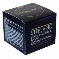 Black snail Repair Moist Cream / Увлажняющий крем для лица с муцином черной улитки (55)
