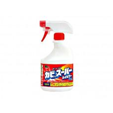 """""""Mitsuei"""" Мощное чистящее средство для ванной комнаты и туалета с возможностью распыления 0.4л"""