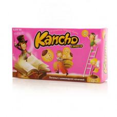 """Печенье с шоколадной начинкой """"Канчо"""" 42г"""