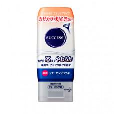 KAO Гель для бритья Success для сухой и чувствительной кожи  180 гр